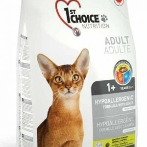 1st Choice Cat Adult Hypoallergenic 5