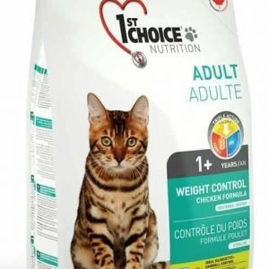 1st Choice Cat Adult Weight Control 2