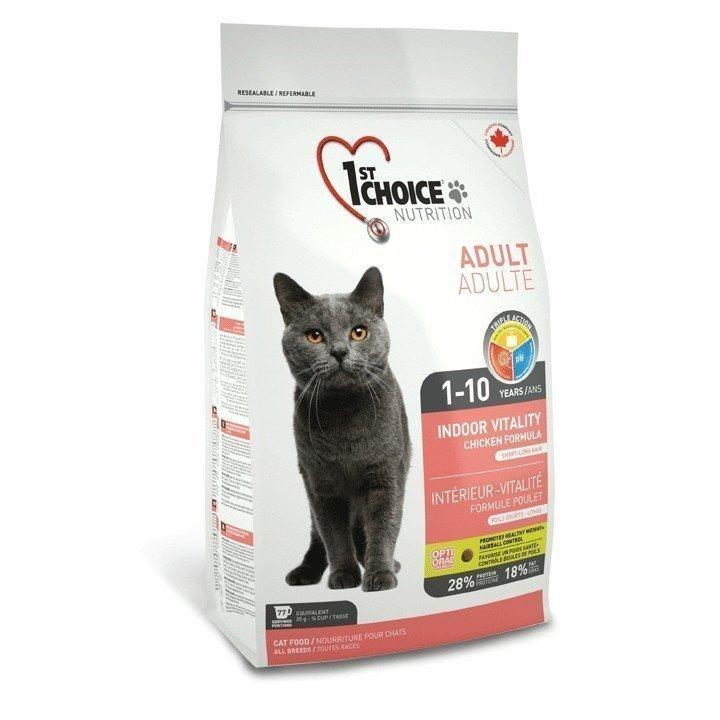 1st Choice Cat Indoor Vitality Kissanruoka