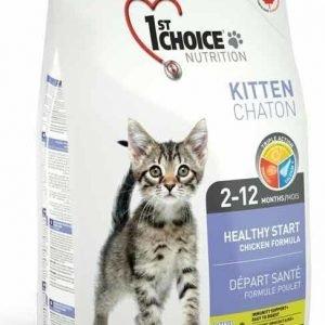 1st Choice Cat Kitten Healthy Start 5