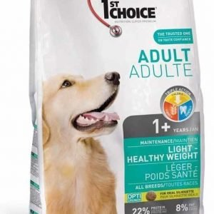 1st Choice Dog Light All Breeds 12 Kg