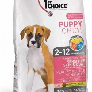 1st Choice Dog Puppy Sensitive All Breeds 14 Kg