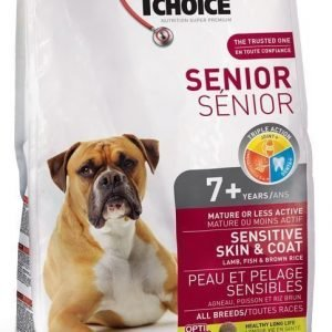 1st Choice Dog Senior Sensitive All Breeds 12 Kg