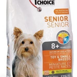 1st Choice Dog Senior Toy & Small Breeds 7 Kg