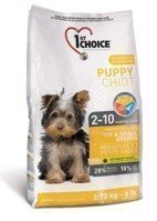 1st Choice Puppy Toy And Small 7 Kg