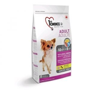 1st Choice Toy & Small Adult Skin & Coat 7 Kg