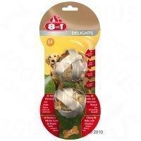 8in1 Delights -purupallot - säästöpakkaus: 3 x S (4 x 36 g)
