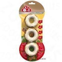 8in1 Delights -pururenkaat - säästöpakkaus: 3 x 3 kpl