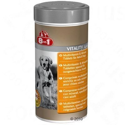 8in1 Vitality Adult - 70 tablettia