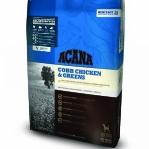 Acana Adult Chicken & Greens 11