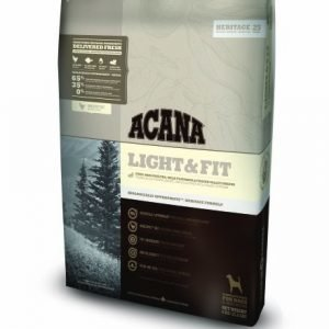Acana Adult Dog Light & Fit 11