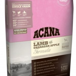 Acana Dog Lamb & Okanagan Apple 18 Kg