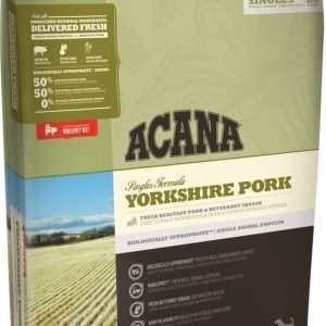 Acana Dog Yorkshire Pork 11