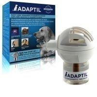 Adaptil-haihdutin + täyttöpakkaus 48 ml (aloituspaketti) - säästöpakkaus: 2 x 48 ml täyttöpulloa