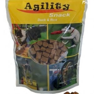 Agility Snack Duck & Rice 600 G