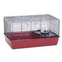 Alaska-hamsterinhäkki - punainen: P 85 x L 48