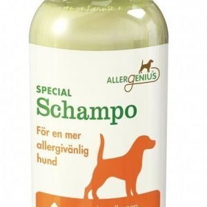 Allergenius Dog Erikoisshampoo 250 Ml