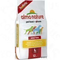 Almo Nature Adult Large Chicken & Rice - säästöpakkaus: 2 x 12 kg