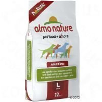Almo Nature Adult Large Lamb & Rice - 12 kg