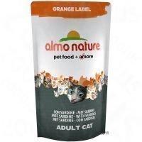 Almo Nature Adult Sardine - säästöpakkaus: 5 x 750 g