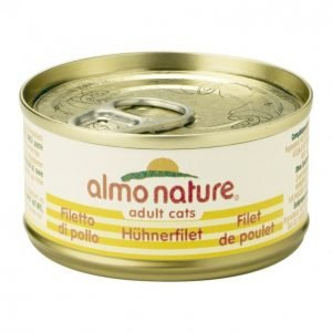 Almo Nature Almo Nature Hfc Natural Kanafile 70 G Märkäruoka Kissoille