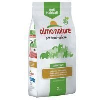 Almo Nature Anti Hairball Chicken & Rice - säästöpakkaus: 2 x 2 kg