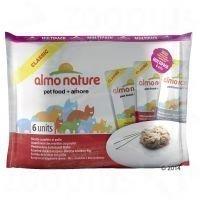 Almo Nature Classic Pouch -lajitelma 6 x 55 g - 3 kanamakua