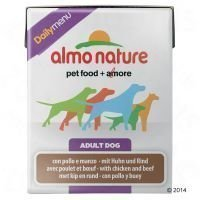 Almo Nature Daily Menu 6 x 375g - kana & nauta