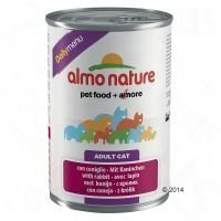 Almo Nature Daily Menu 6 x 400 g - kalkkuna