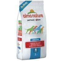 Almo Nature Holistic Adult Beef & Rice Small - säästöpakkaus: 3 x 2 kg