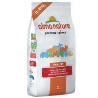 Almo Nature Holistic Beef & Rice - säästöpakkaus: 2 x 2 kg