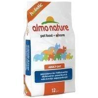Almo Nature Holistic Oily Fish & Rice - säästöpakkaus: 2 x 12 kg
