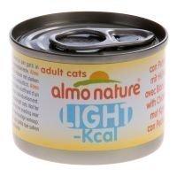 Almo Nature Light 6 x 50 g - pitkäpyrstötonnikala