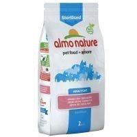 Almo Nature Sterilised Salmon & Rice - säästöpakkaus: 2 x 2 kg