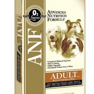Anf Canine Chicken Meal & Rice 12 Kg