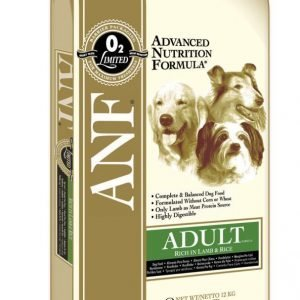 Anf Canine Lamb Meal & Rice 12 Kg