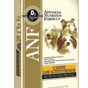 Anf Canine Low Activity / Senior 12 Kg