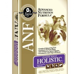 Anf Holistic Canine Chicken & Rice 12 Kg