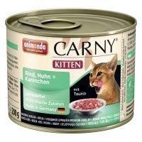Animonda Carny Kitten 6 x 200 g - nauta