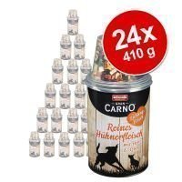 Animonda GranCarno Favorite Meat 24 x 430 g / 410 g - Mix