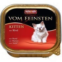 Animonda vom Feinsten Kitten 6 x 100 g - siipikarja