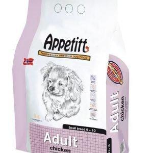 Appetitt Adult Small 3kg