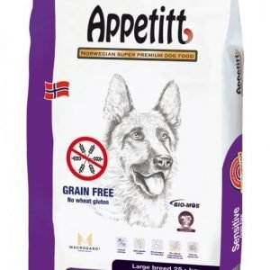 Appetitt Grain Free Sensitive Large 12 Kg