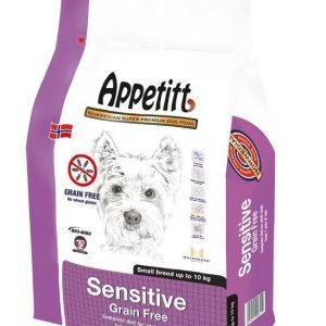 Appetitt Grain Free Sensitive Small 3 Kg