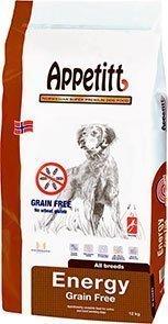 Appetitt Grainfree Energy 12 Kg
