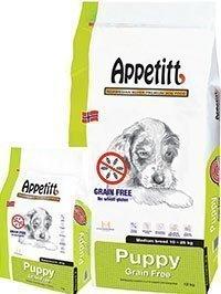 Appetitt Grainfree Puppy Medium 12 Kg