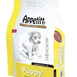 Appetitt Utgående Appetitt Puppy Small 3kg