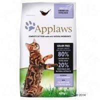 Applaws Adult Chicken & Duck - säästöpakkaus: 2 x 7