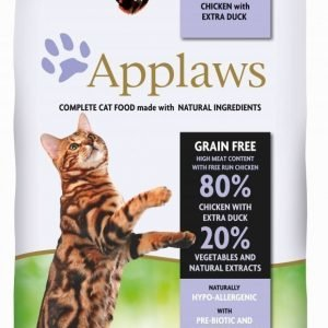 Applaws Cat Adult Chicken & Duck 7
