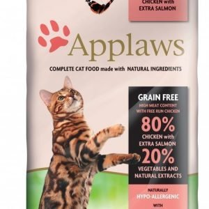 Applaws Cat Adult Chicken & Salmon 7